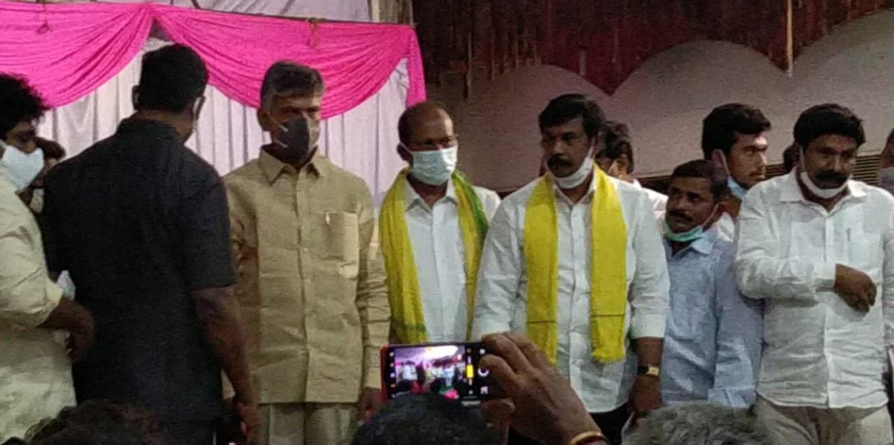 Sadhu Kondal Rao   SC Cell Mandal President   TDP   Congress   SMC Chairman   District Leader of Jai Bheem Asses Justice   Party Activist   Social Activist   B.Machavaram   Santhanuthalapadu   Prakasam   Andhra Pradesh   theLeadersPage