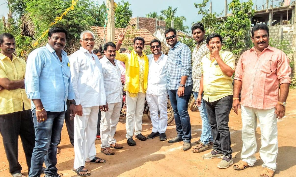 Kottapalli Subbarao | Mandal Vice President | Party Activist | General Secretary of SC Cell | General Secretary of the Village Committee | TDP | Thimmapuram | Dwarakatirumala | Gopalapuram | West Godavari | Andhra Pradesh | theLeadersPage