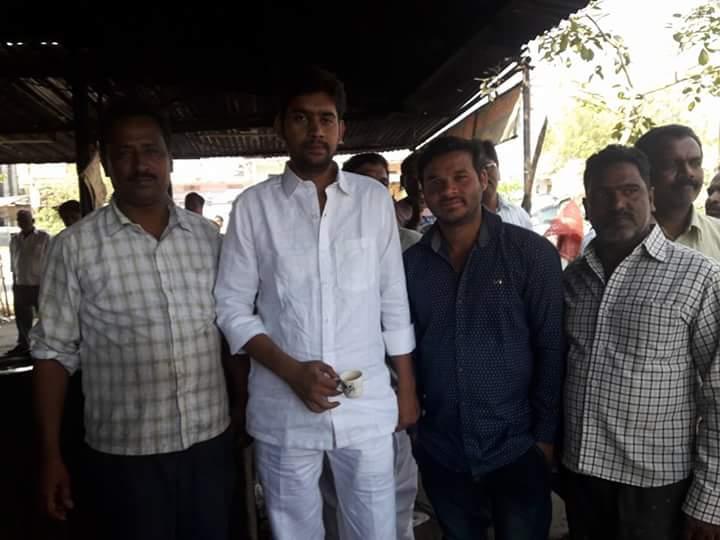 Uthnoori Ravi Patel | General Secretary | Active Member | Party Activist | TRSV Vice President | Mandal Vice President | 8th Ward Member | TDP | TRS | INC | 13th Ward Tekriyal | Kamareddy | Telangana | theLeadersPage
