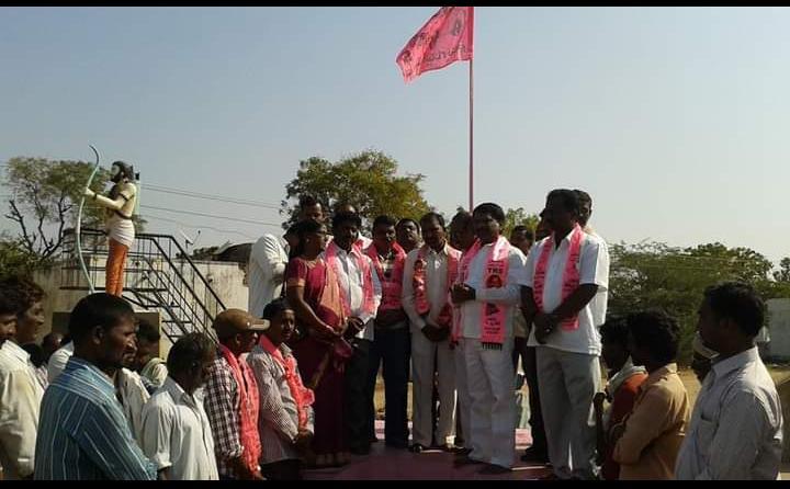 N.Govindu Naidu | Sarpanch | Party Activist | Village President | Mandal Youth President | Active Member | MPTC | TDP | TRS | Penchikalpadu | Pebbair | Wanaparthy | Telangana | theLeadersPage