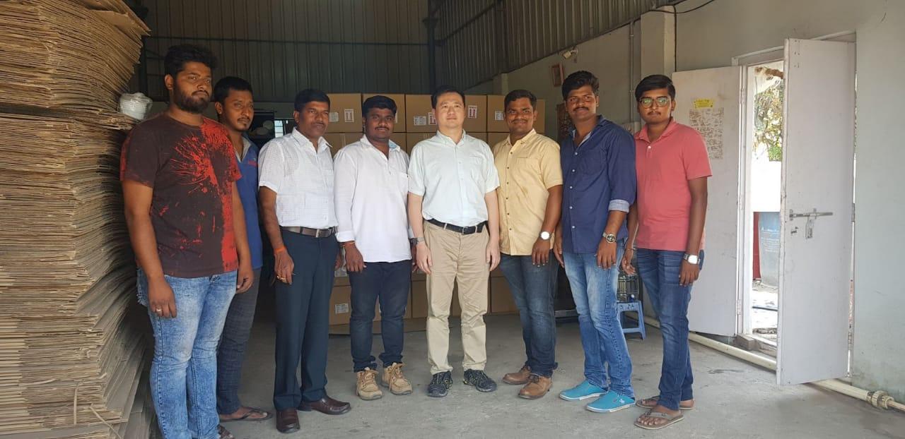 Kalasani Sanjay Reddy | State working President of Telangana Private Employees Welfare Association | State Co-ordinate of Telangana Private Udyogula Sangam | Founder&President of Private Employees Union | Town Secretary | Active Member | Mahabubabad Parliamentary Youth Congress Secretary | Journalist of NTV News Channel | Reporter of Namaste Telangana | SFI | INC | Pinapaka | Bhadradri Kothagudem | Telangana | theLeadersPage | Thogudem | Manuguru | Ashwapuram