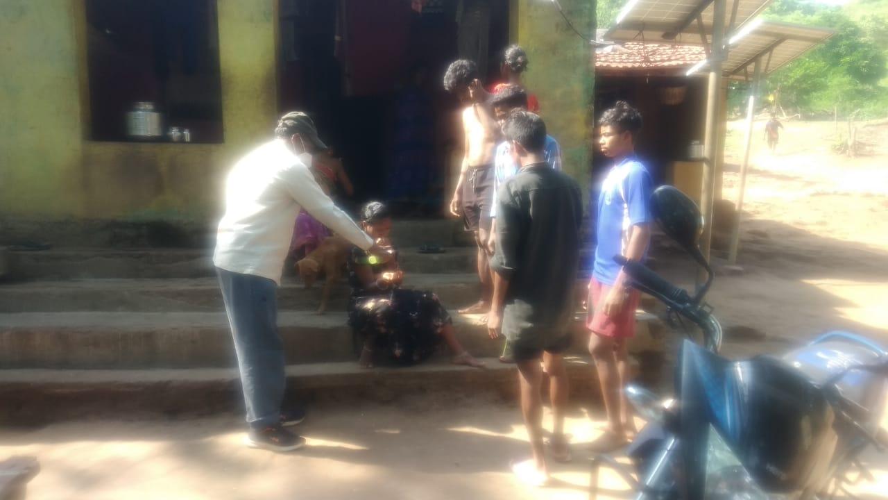 J.N.Andraiah(Y.S.R.Jagananna Seva Trust) | Vice-Chairman of Andhra Pradesh State Handicapped Association | Founder and Chairman of Y.S.R.Jagananna Seva Trust | Social Activist | Active Member | M.gollapalli | Chitvel | YSR Kadapa | Rlykodur | Andhra Pradesh | YSRCP | theLeaderPage