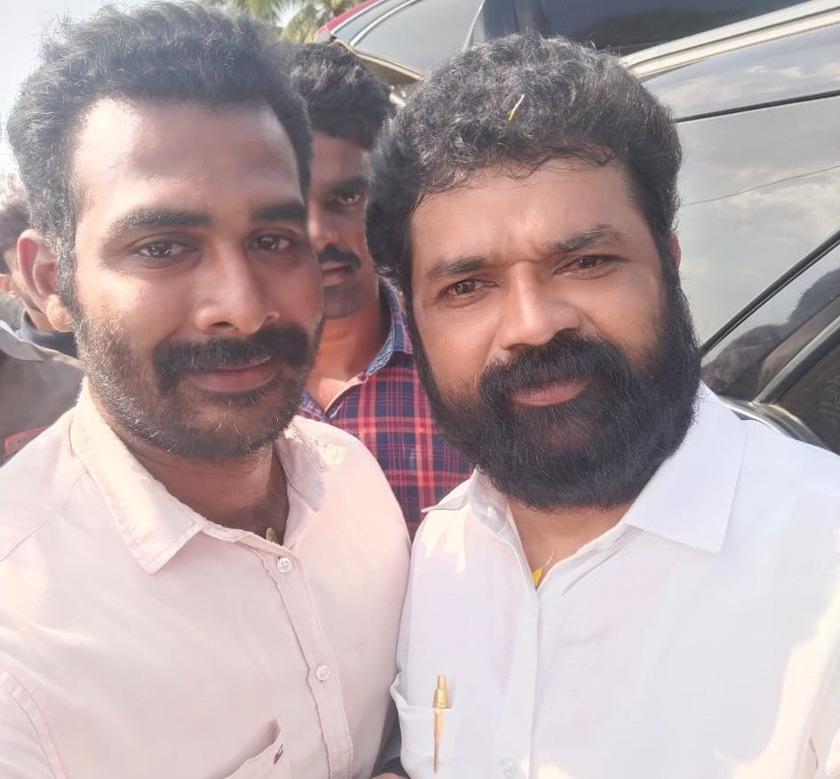 Katammeni Harsha Vardhan   Constituency Incharge   YSRCP party Activist   YSRCP   Gollapudi   Gampalagudem   Krishna   Andhra Pradesh   theLeadersPage