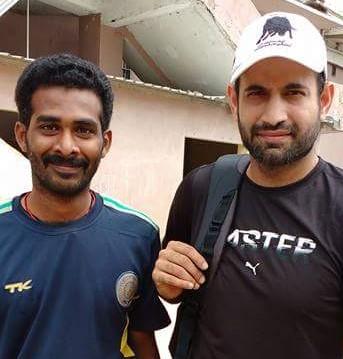 Katammeni Harsha Vardhan   Gollapudi   Gampalagudem   Krishna   Andhra Pradesh   theLeadersPage   Cricketer