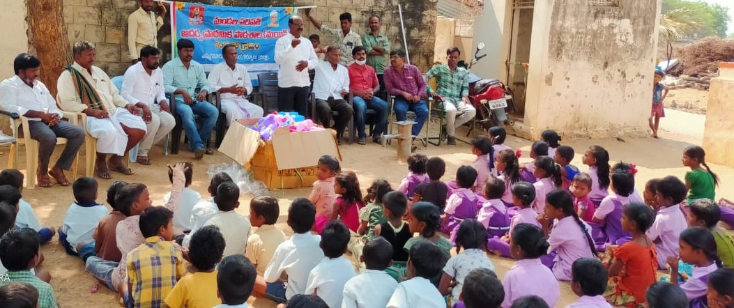 Nadimigiri Nagaraju | SC Colony 4th Ward Member | YSRCP | Party Activist | Kandanathi | Yemmiganur | Kurnool | Andhra Pradesh | theLeadersPage