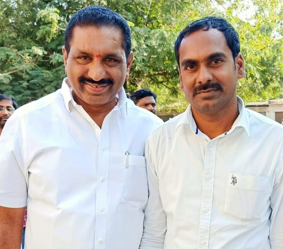 Mechineni Naveen Rao   Sarpanch   Mandal President   theLeadersPage
