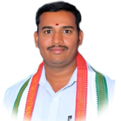 Gilleli Chandra Shekar   President of Mandal BC Cell   Congress   Ward Member   Mandal General Secretary   Party Activist   Peddadarpally   Hanwada   Mahaboobnagar   Telangana   theLeadersPage