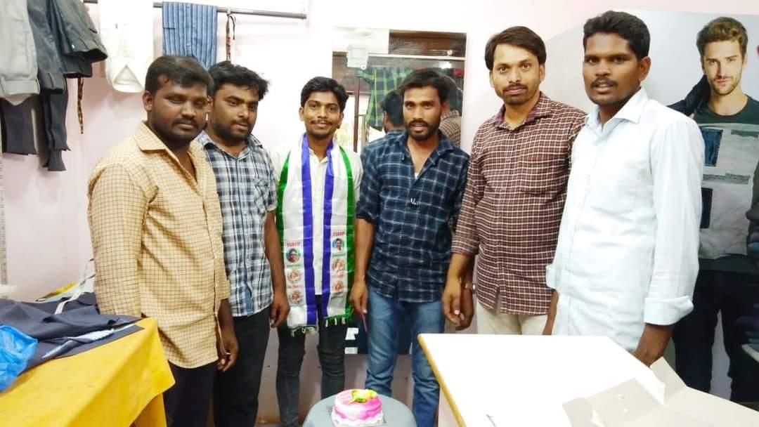 MD.Gouse(YSR) | Campaign Secretary of Vikarabad District | Mandal General Secretary | YSRCP | Party Activist | Adikcherla | Peddemul | Tandur | Vikarabad | Telangana | theLeadersPage