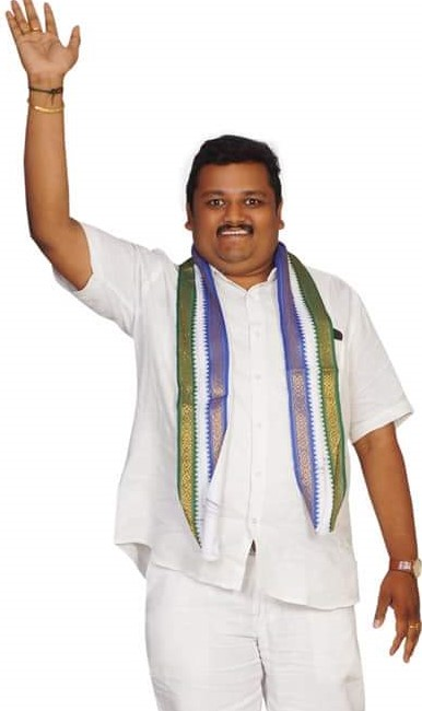 Kotha Sateesh | State Youth Secretary | Youth WIng Member | Mandal Youth president | District Youth General Secretary | YSRCP | Party Activist | Kotapadu | Santhabommali | Visakhapatnam | Tekkali | Andhra Pradesh | theLeadersPage