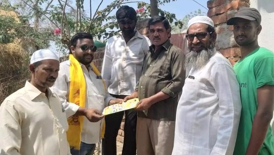 Paspil Munna   TDP Youth Leader   Founder & Chairman   Mandal Telugu Youth President   Party Activist   Atmakur   Srisailam   Kurnool   Andhra Pradesh   TDP   theLeadersPage
