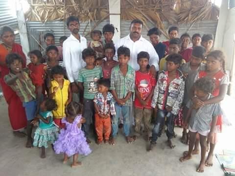 Annam Srinivasa Rao   Founder & Chairperson of Akshara Foundation   Obulnaidupalem   theLeadersPage   Social Activist