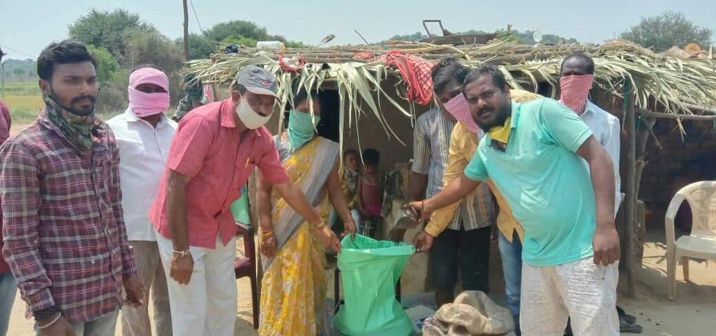 Kurakula Nagaraju | Vice Sarpanch | Village General Secretary | Marigadi | theLeadersPage