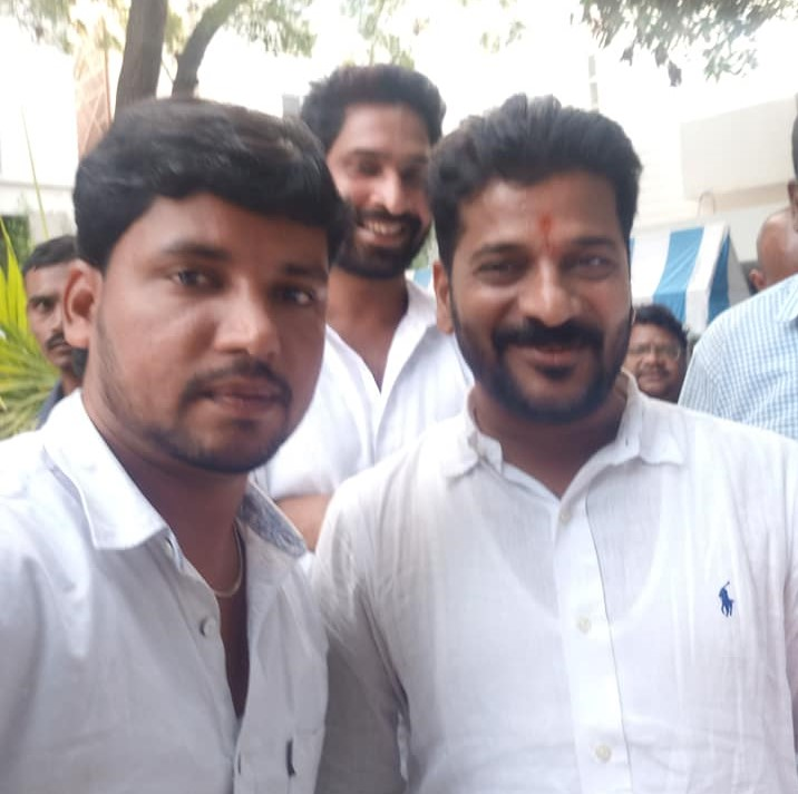 Md Rafiq   Revanth Force Constituency Incharge   Andole   INC   theLeadersPage