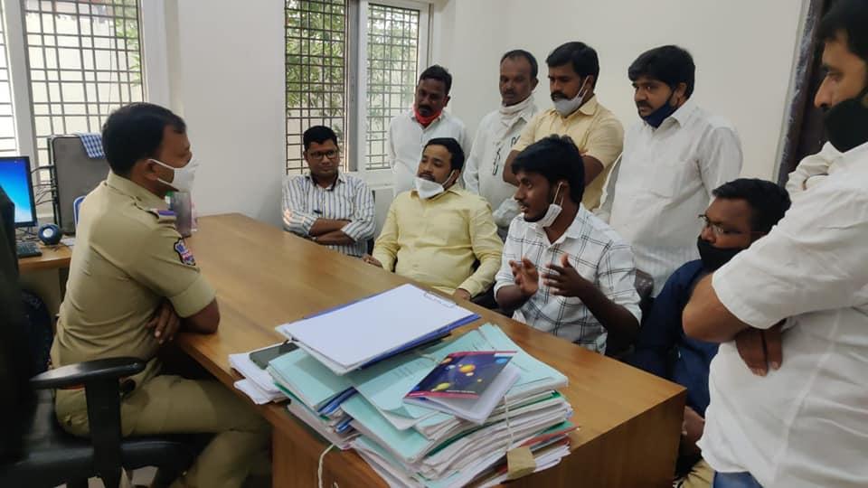 Nenavath Shiva Nayak | District President of Lambadi Vidyarthi Sena | theLeadersPage