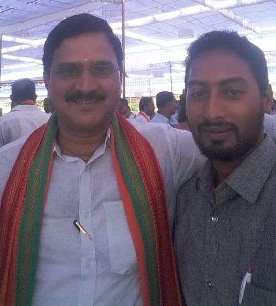 Mortha B.V Sai Kumar | BJP Yuva Morcha Rajahmundry Parliament Secretary | theLeadersPage | BJP