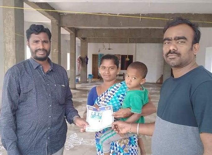 Kannuru Apparao | YSRCP Booth Committee Convenor | Tuni | theLeadersPage