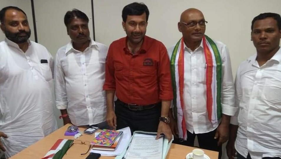Tellam Naresh | Congress Party Mandal Working President | INC | Bhadradri-Kothagudem | Bhadrachalam | Telangana | theLeadersPage |