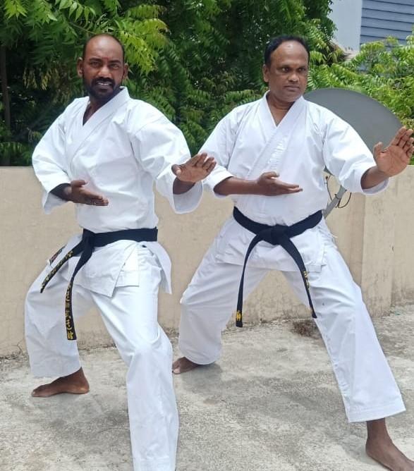 Karate Shiva Yadav   Karate & Kickboxing Coach   Social Activist   theLeadersPage