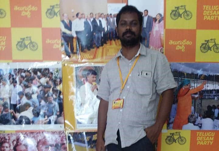 Guggilla Chandra Mouli | Ex Municipal Councillor | Rajampet | TDP Senior Leader | theLeadersPage | TDP
