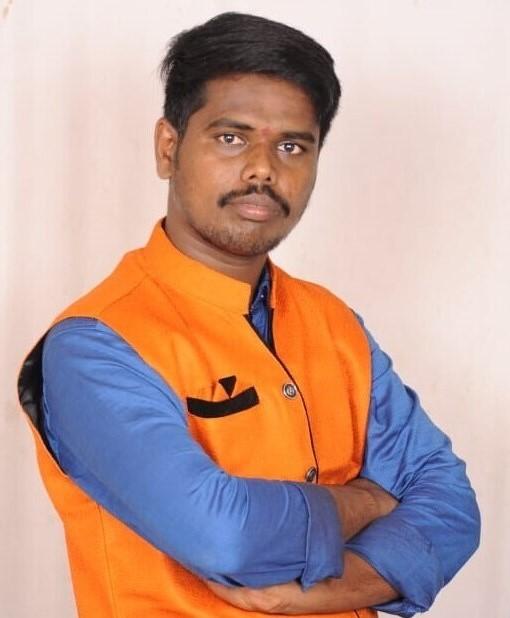 Koduru Mallikarjuna | ABVP District Hostels Convenor | Kadapa | theLeadersPage