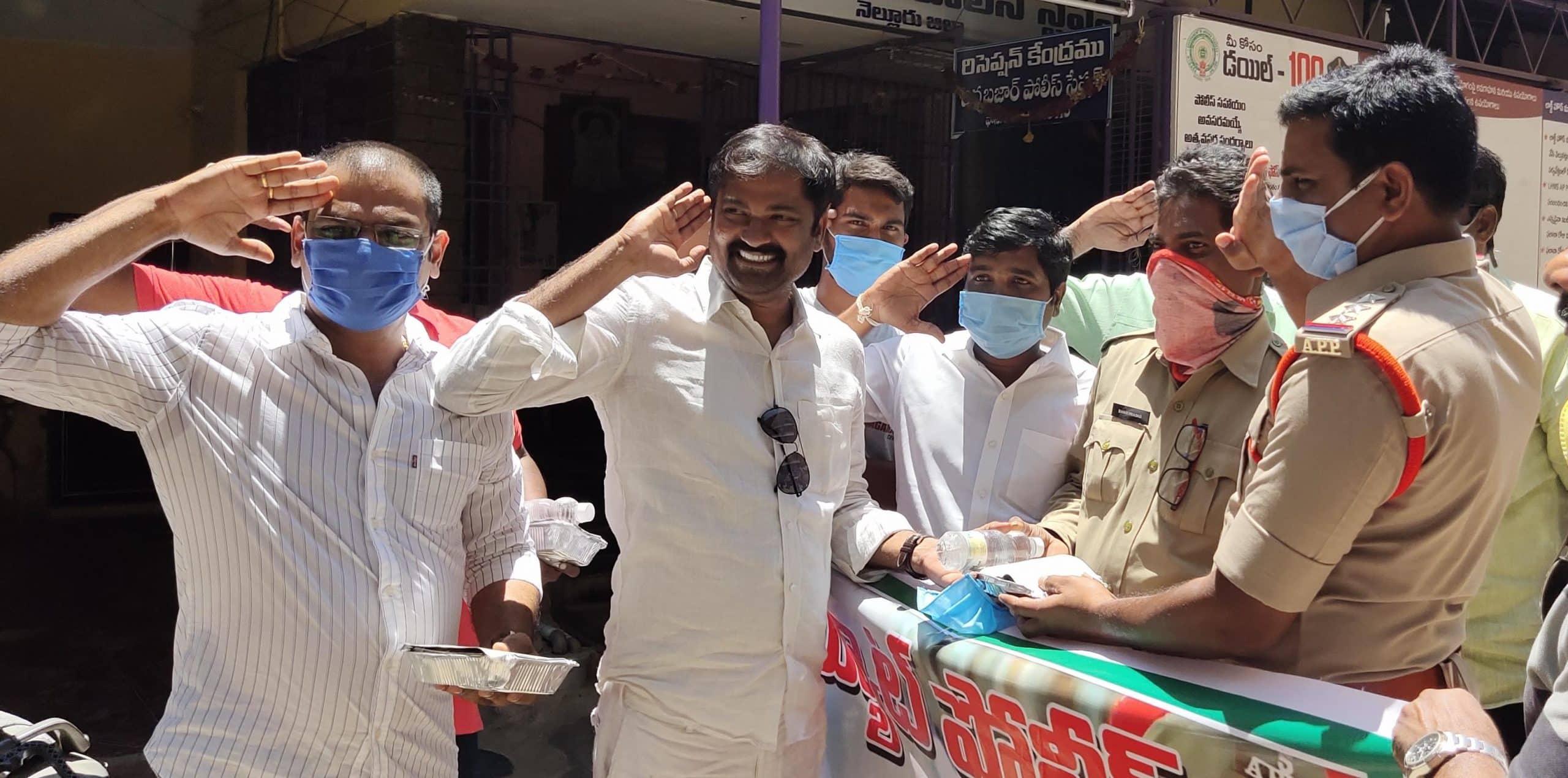 Thalluru Ramu (నవ నిర్మాణ సేన ) | Founder & Chairperson of Nava Nirmana Sena | theLeadersPage