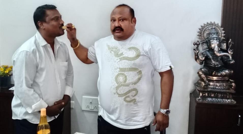 Shaik Nabi   TRS Party State senior Leader   Party Activist   Vice President   Bommakal   Karimnagar   Telangana   theLeadersPage