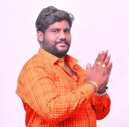 Tellapati Ravi Chandra Naidu | Town General Secretary | Active Member | Viswa Hindu Town President | BJP General Secretary | BJP | Kadiri | Anantapur | Andhra Pradesh | theLeadersPage