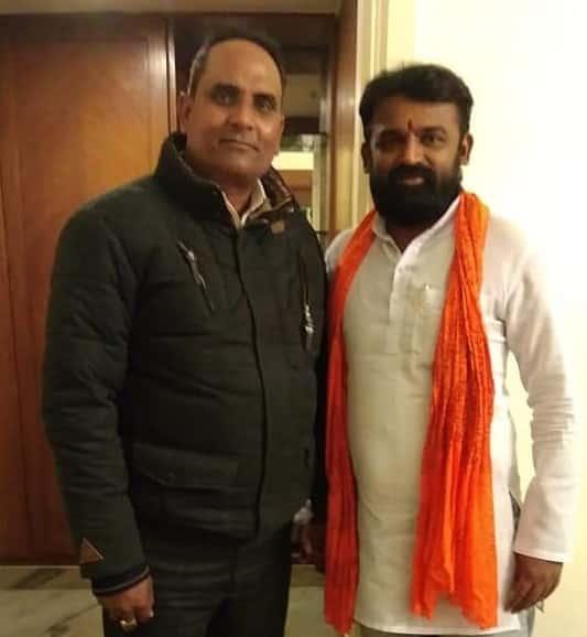 Kondamudi Bangaru Babu | Artisan Cell State Convenor | BJP | theLeadersPage