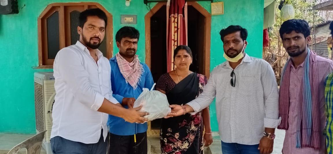 Azmeera Yugandar Naik(Yogi) | Youth Constituency Leader | TRS | Civil Contractor | Mandal President of Student Wing | District General Secretary | Polampally | Singareni | Wyra | Khammam | Telangana | theLeadersPage