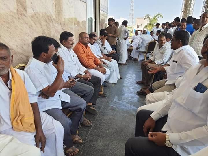 Nallani Ramesh Naidu   District General Secretary   Anantapur   theLeadersPage