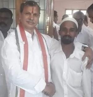 Shaik Babji | Town Secretary | Congress | CPM | Mandal Secretary | Rayachoti | Kadapa | Andhra Pradesh | theLeadersPage