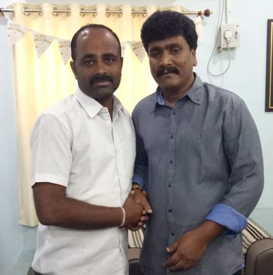 Gorthy Anil Kumar | Telugu Yuvatha District Vice President | Anantapur | theLeadersPage