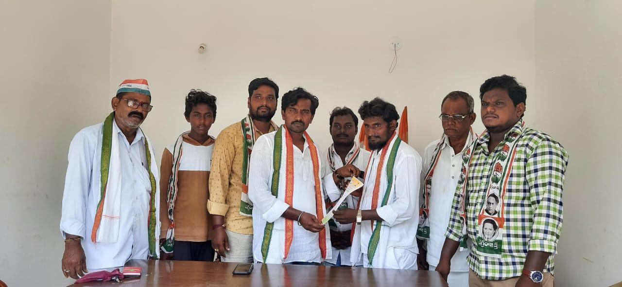 Mattupalli Anil Kumar   Mandal Secretary   Congress   Social Activist   Vaddamanu   Thullur   Tadikonda   Guntur   Andhra Pradesh   theLeadersPage