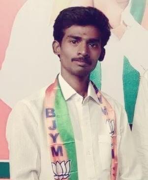 Sangu Swamy BJP