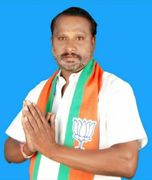 Boddu Jagan Goud | Kothur Municipality Division Vice president | theLeadersPage