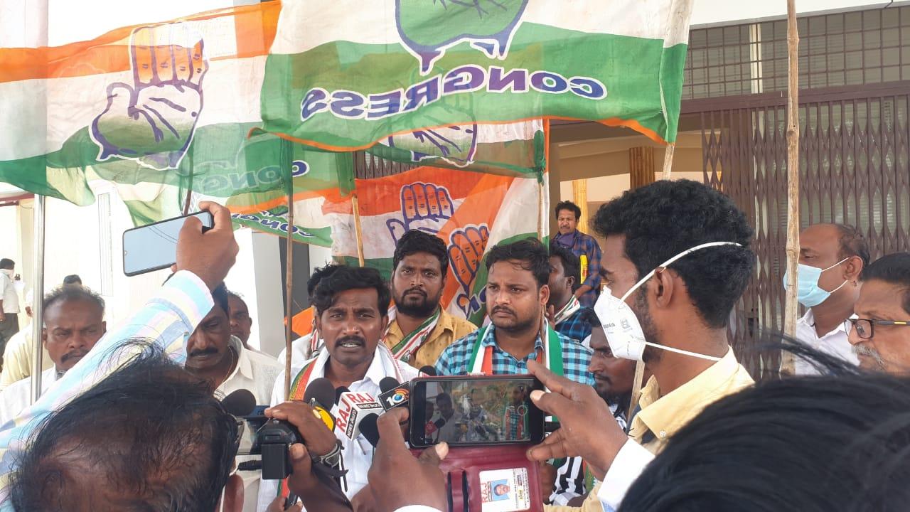 Mattupalli Anil Kumar CNP   Mandal Secretary   Congress   Social Activist   Vaddamanu   Thullur   Tadikonda   Guntur   Andhra Pradesh   theLeadersPage