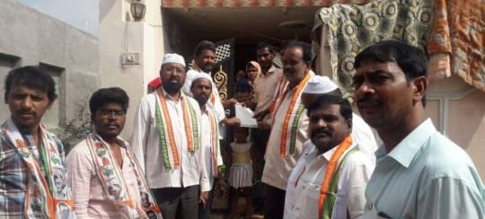 Shaik Babji   Town Secretary   Congress   CPM   Mandal Secretary   Rayachoti   Kadapa   Andhra Pradesh   theLeadersPage
