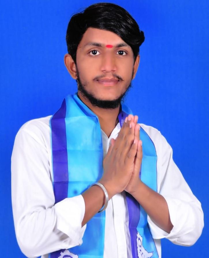 Madhasu Pavan Sai Goud | Constituency Youth Leader | YSRTP | TRS | Village President | Party Activist | Garrepalli | Sulthanabad | Peddapalli | Telangana | theLeadersPage