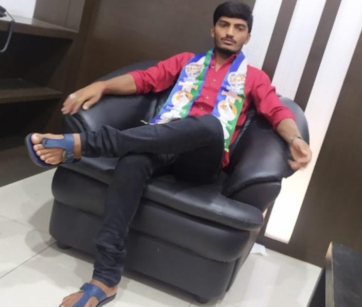 Chowtepalle Pavan Kalyan Yadav | YSRCP Youth Leader | YSRCP | Social Media Warrior | Kotakonda | Rudravaram | Allagadda | Kurnool | Andhra Pradesh | theLeadersPage