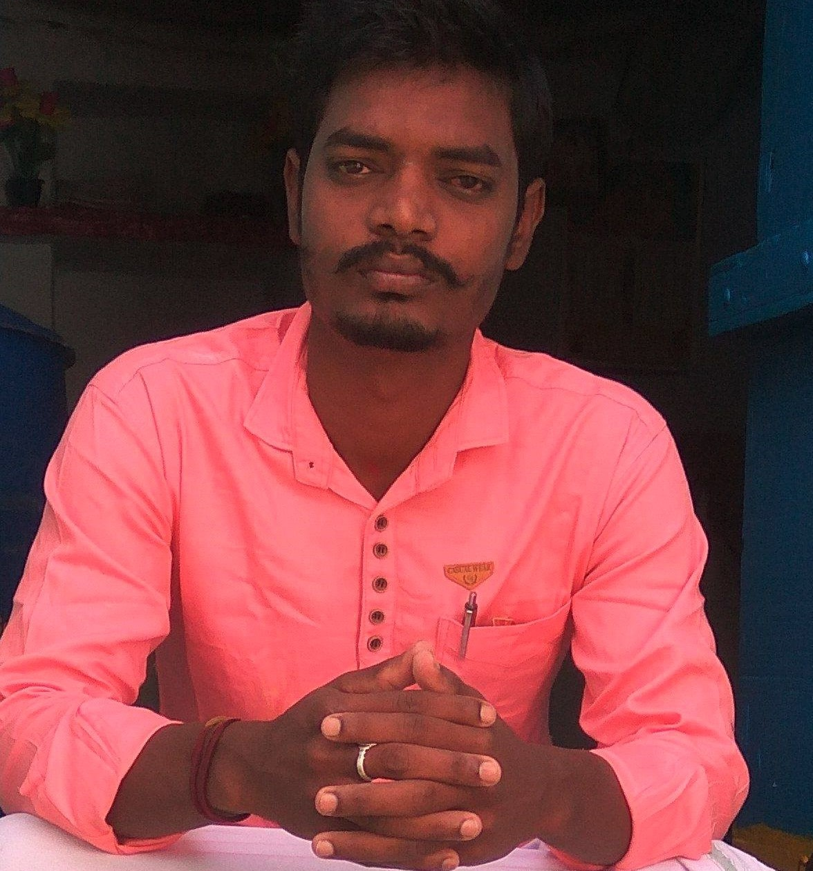 Chakali Venkatesh | 7th Ward Member | Neetur | INC | theLeadersPage