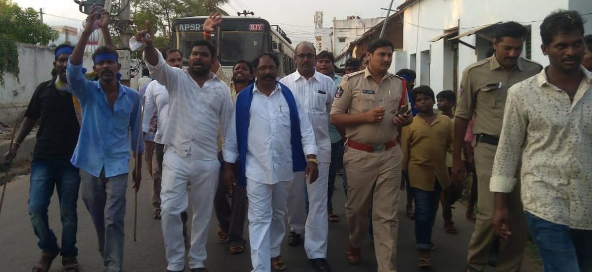 Ullam Ravi   SC Cell Rajahmundry City Vice President   East Godavari   YSRCP   theLeadersPage