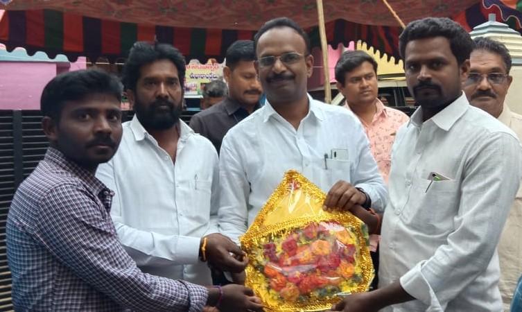Tatam Jagan Mohan( తాతం జగన్ మోహన్ ) | MPP | Gandlapenta | YSRCP | theLeadersPage