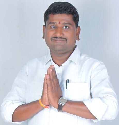 Chilikeshwaram Srinivas Rajaka | Vangoor Mandal Telugu Yuvatha President | theLeadersPage