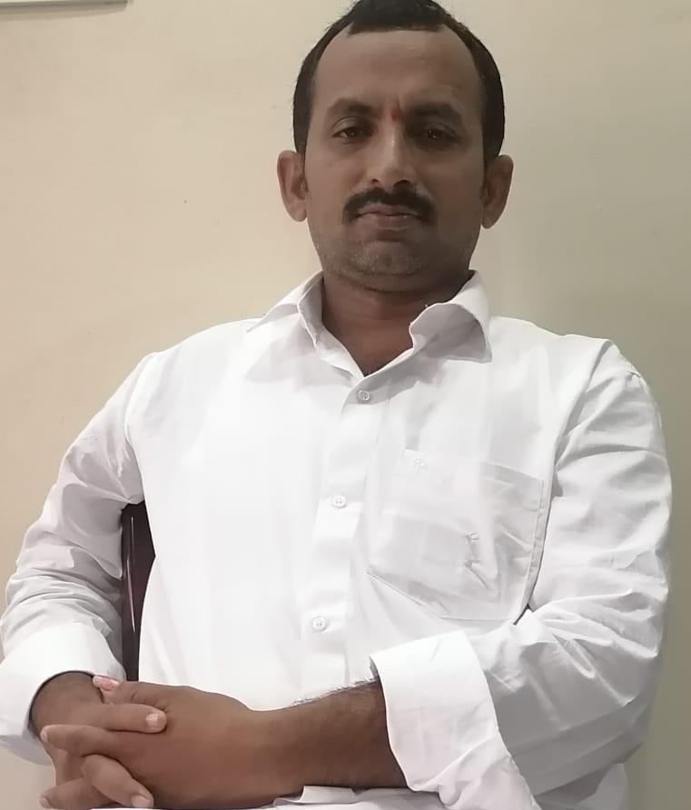 Peruri Veera Venkata Naga Prasad | Nyaya Parirakshana Seva Samiti President | RTI Activist | theLeadersPage