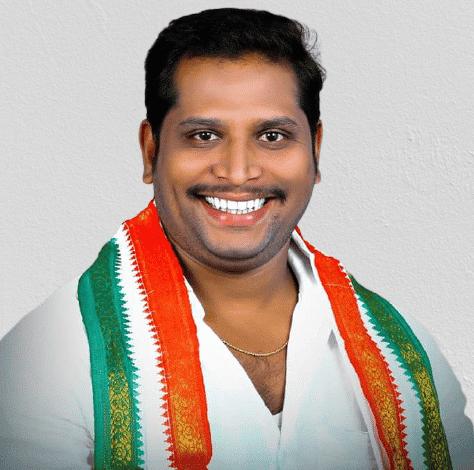 Bakaram Arun Mahesh | Ex-Congress SC Cell Joint Secretary | Uppal | theLeadersPage