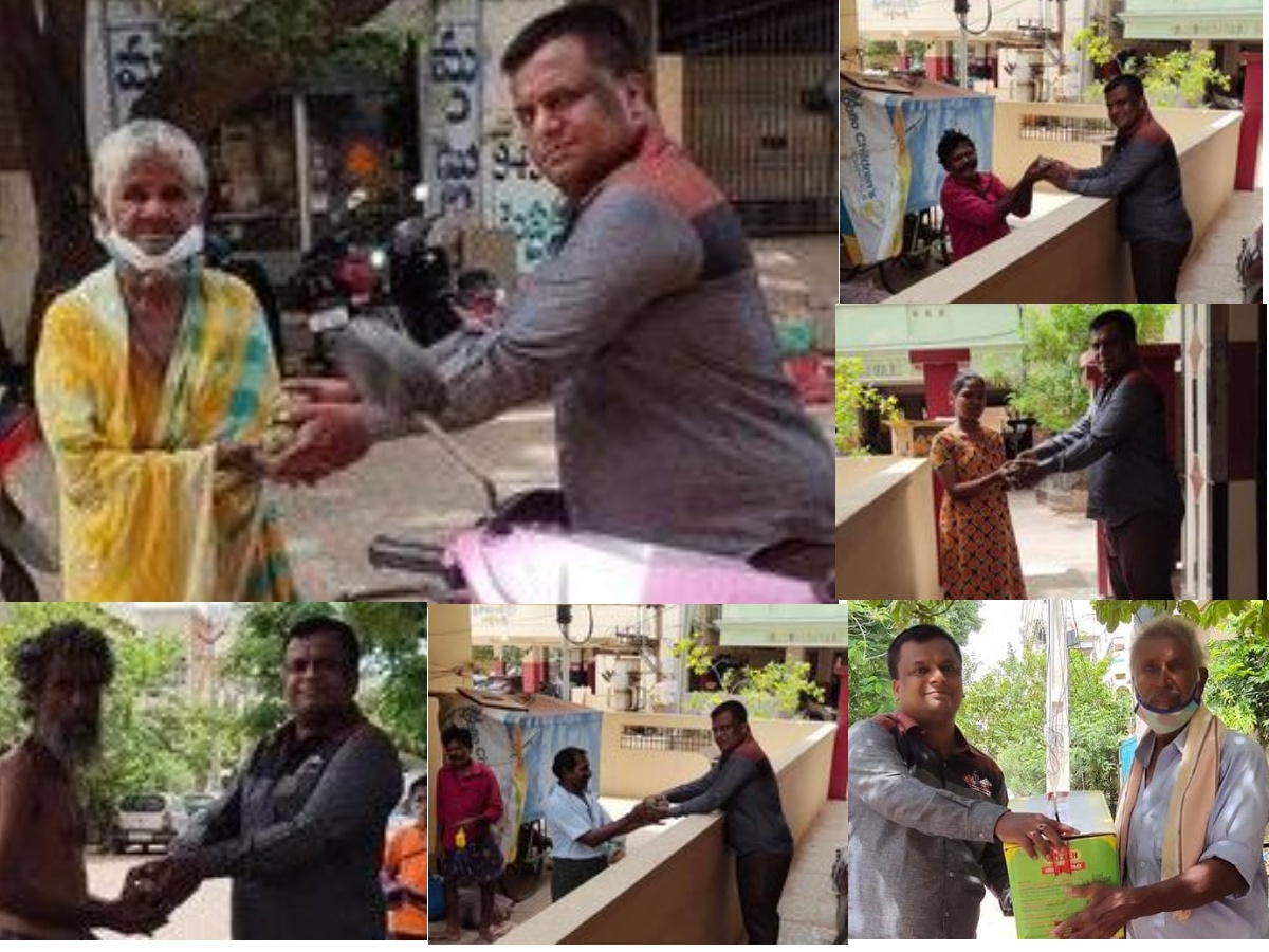 Venkata Sunil Kumar   Social Worker   Nellore   Andhra Pradesh   theLeadersPage
